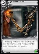 Cybernetic Arm 4 (card)