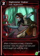 Nightsister Stalker (card)