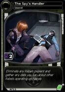 The Spy's Handler (card)