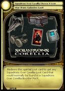 Squadrons over Corellia Choose a Loot (card)