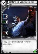 Beldonna's League Soldier (card)