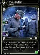 Investigation (card)