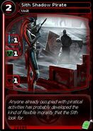 Sith Shadow Pirate (card)