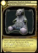 Tauntaun Stuffed Animal (card)