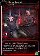 Seek Council (card)
