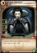 Rebel Diplomat (card)