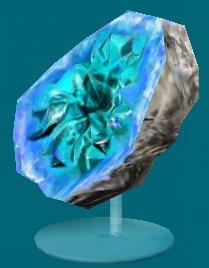 A Hoth Geode