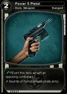Power 5 Pistol (card)
