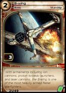 B-wing (card)