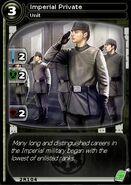 Imperial Private (card)