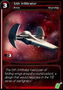 Sith Infiltrator (card)