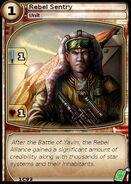 Rebel Sentry (card)