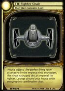 TIE Fighter Chair (card)