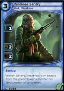 Wookiee Sentry (card)