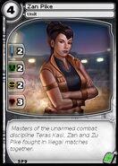 Zan Pike (card)