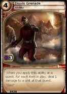 Dioxis Grenade (card)