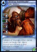 Wookiee Battleleader (card)