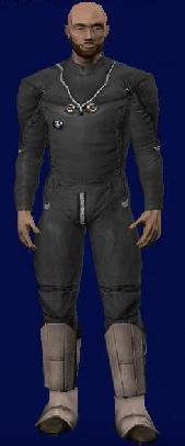 Lieutenant Thulough (A Rebel Intelligence Officer)