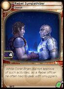 Rebel Sympathizer (card)
