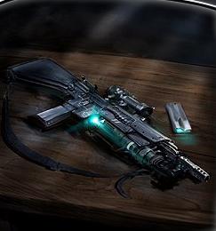 Conscript Carbine (card)