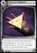 Holocron Fragment (card)