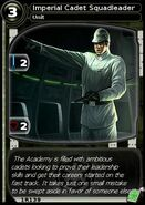 Imperial Cadet Squadleader (card)
