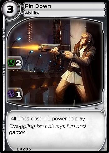Pin Down (card)