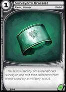 Surveyor's Bracelet (card)