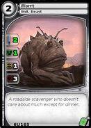 Worrt (card)