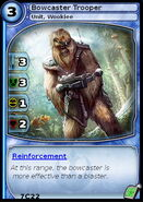 Bowcaster Trooper (card)