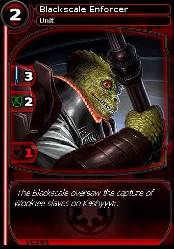 Blackscale Enforcer (card)