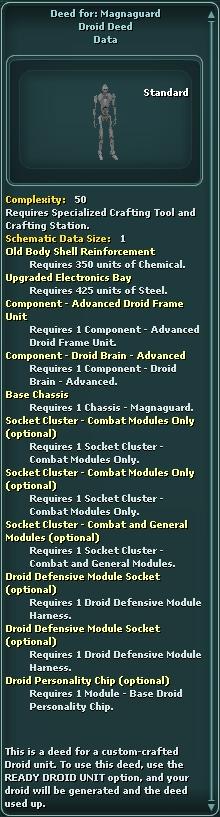Deed for: Magnaguard