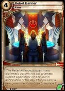Rebel Banner (card)