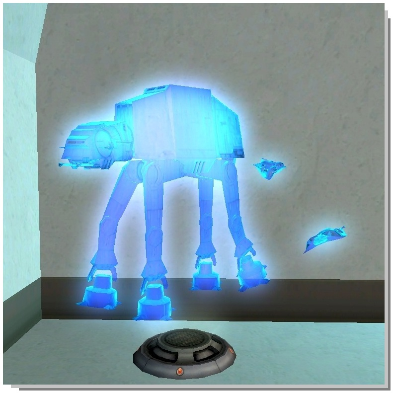 Battle of Hoth Hologram