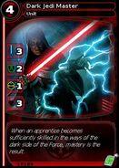 Dark Jedi Master (card)