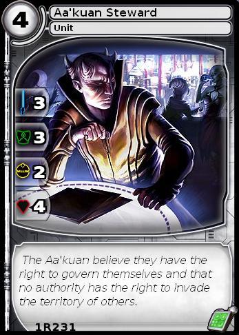Aa'kuan Steward (card)