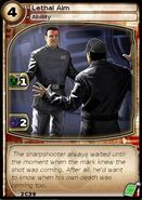 Lethal Aim (card)