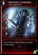 Nightsister Lorekeeper (card)