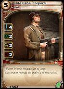 Elite Rebel Corporal (card)