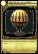 Otoh Gunga House Lamp (card)