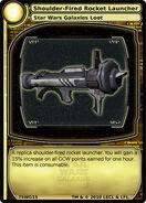 Shoulder-Fired Rocket Launcher (card)
