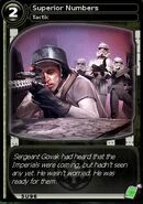 Superior Numbers (card)