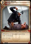 Grim Blows (card)