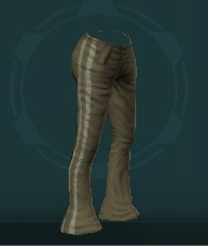 Ithorian Twin Striped Pants