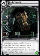 Lady Valarian (card)