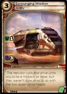 Scrounging Mission (card)
