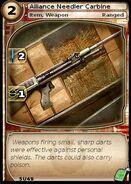 Alliance Needler Carbine (card)