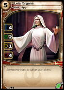 Leia Organa (Promo) (card)