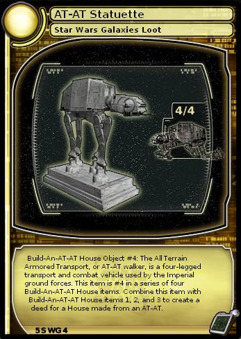AT-AT Statuette