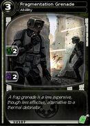 Fragmentation Grenade (card)